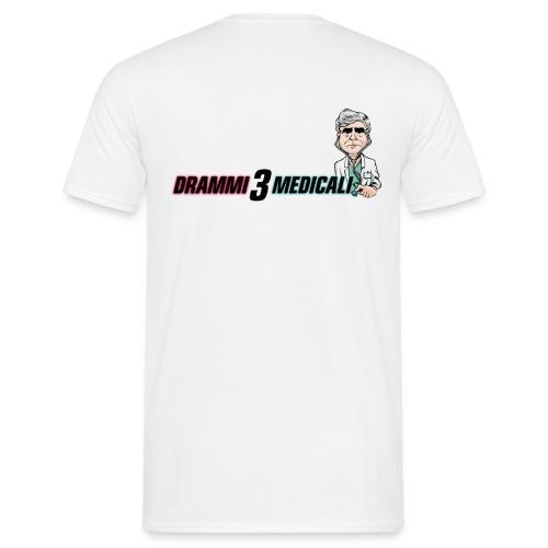 drammimedicali3 - Maglietta da uomo