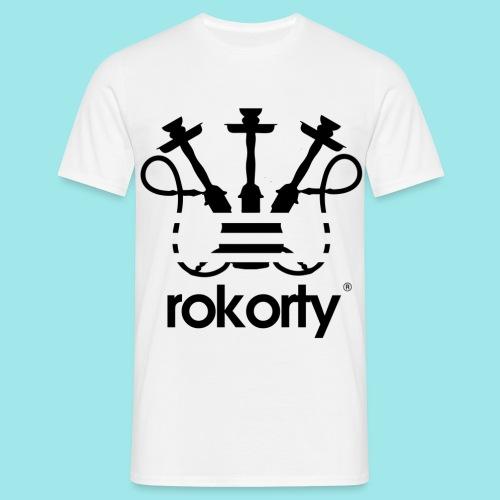 Rokorty Shisha - Männer T-Shirt