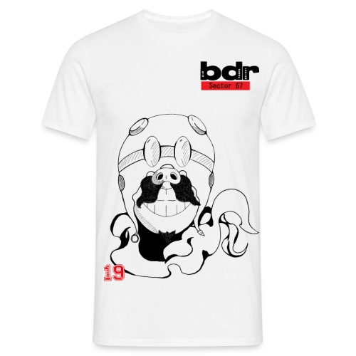 BDR - Men's T-Shirt