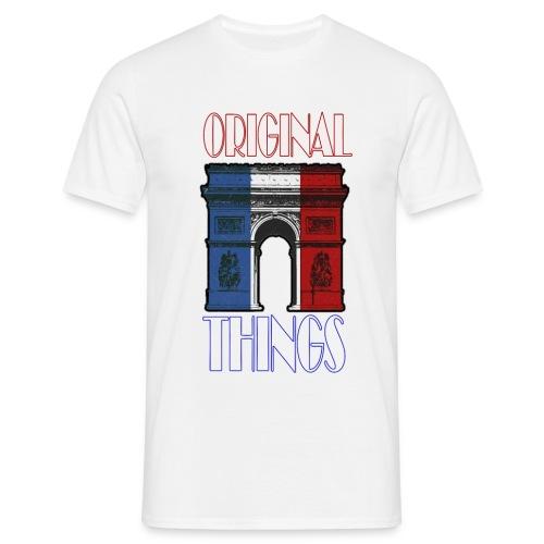 ORIGINAL THINGS - T-shirt Homme