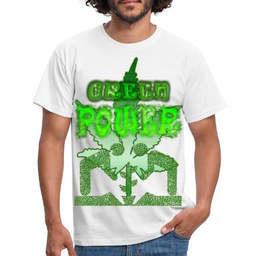 Green Power - T-shirt Homme
