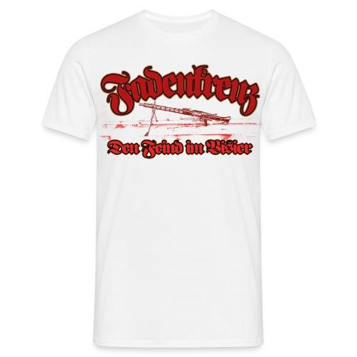Fadenkreuz - Männer T-Shirt