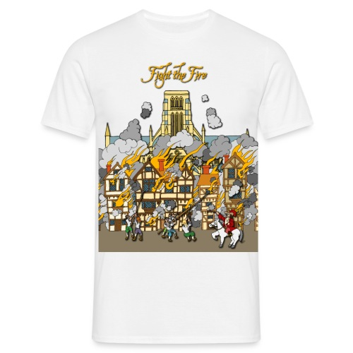 The Great Fire of London - Men's T-Shirt