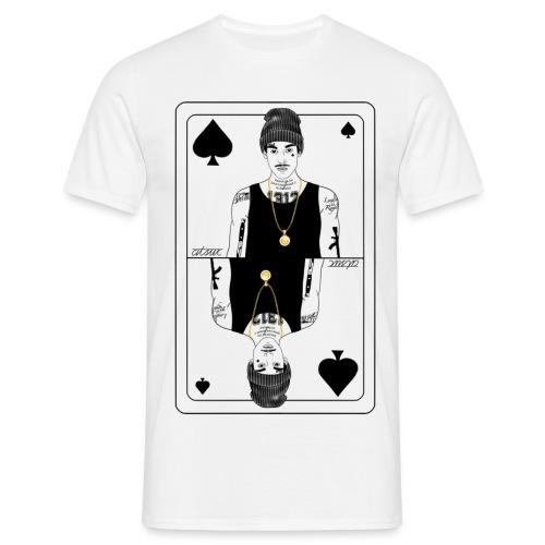 Jack of Spades - Männer T-Shirt