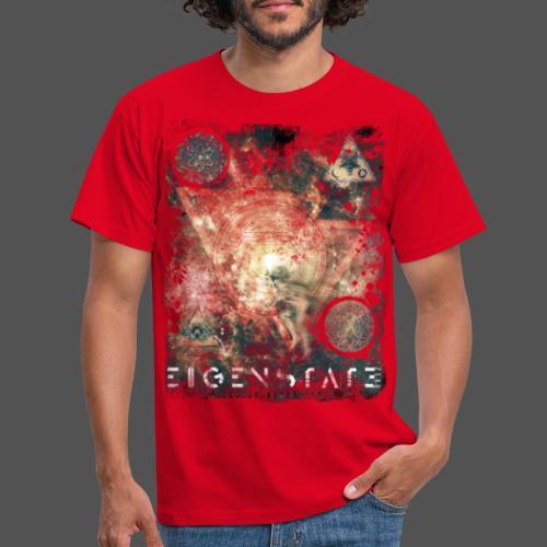 Eigenstate Zero - Sensory Deception WhiteBG - Men's T-Shirt
