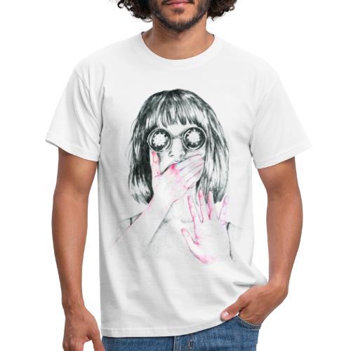 Mrs Corona - Männer T-Shirt