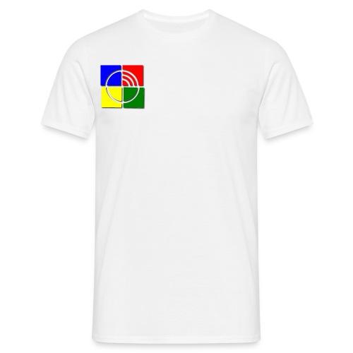 jungschar logo schatten - Männer T-Shirt