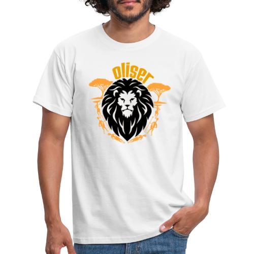 Oliser-Lion King - Maglietta da uomo