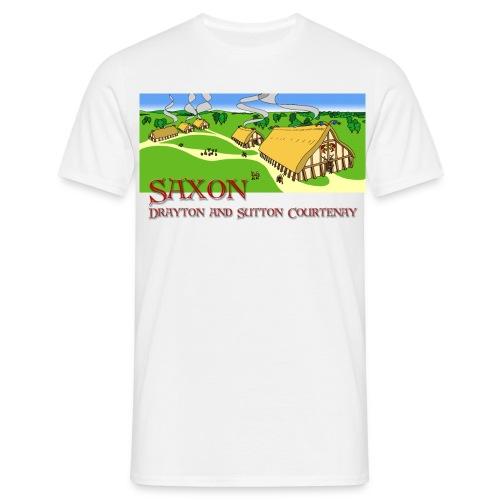 Sutton Courtenay Anglo-Saxon Palace - Men's T-Shirt