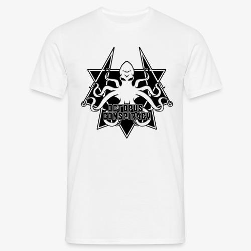 Octopus Conspiracy Logo - Maglietta da uomo
