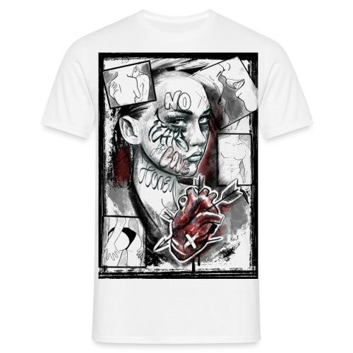 NO TEARS - Männer T-Shirt