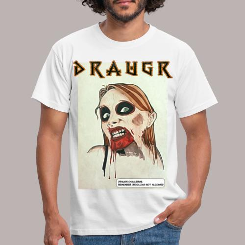 #draugrchallenge - T-shirt herr