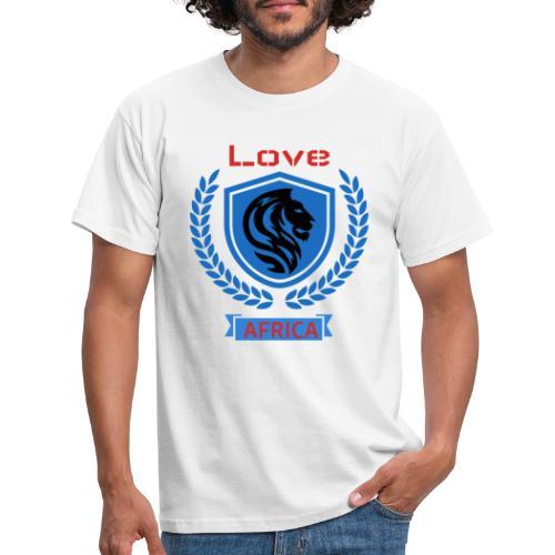love bleu - T-shirt Homme