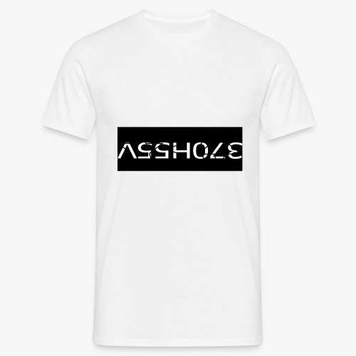 ASSHOLE Design - Mannen T-shirt