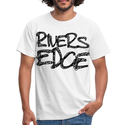Logo Stacked - Männer T-Shirt