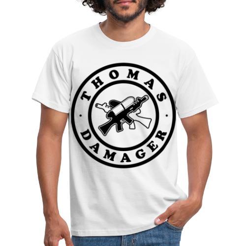 Beste Leben Style Logo - Männer T-Shirt