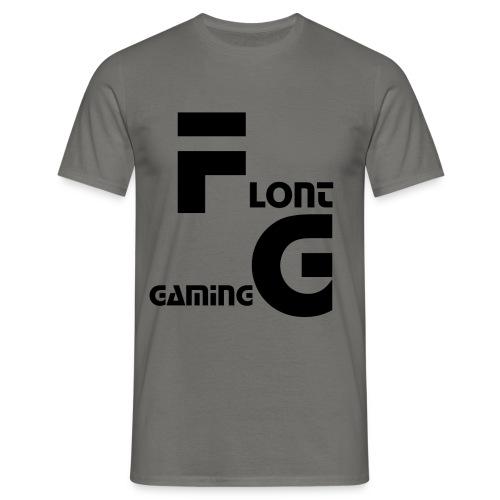 Flont Gaming merchandise - Mannen T-shirt