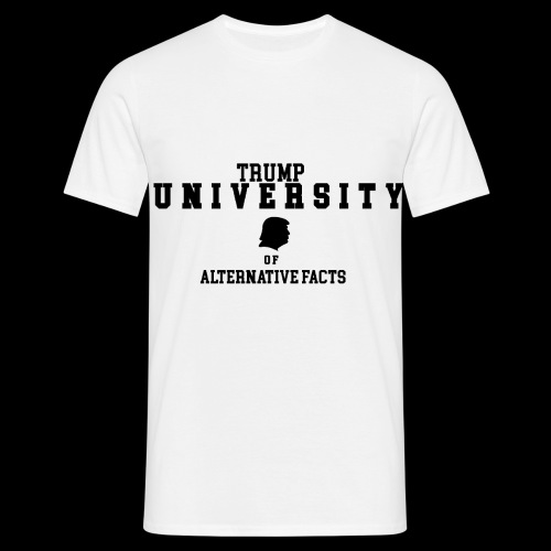 trump university - Männer T-Shirt