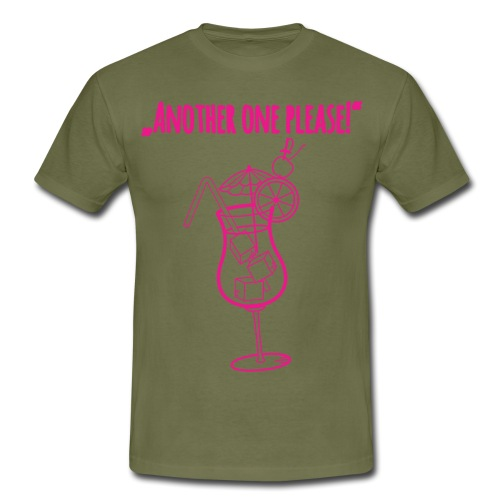 cool Cocktail Sommer Strand Beach Meer fruit trend - Männer T-Shirt