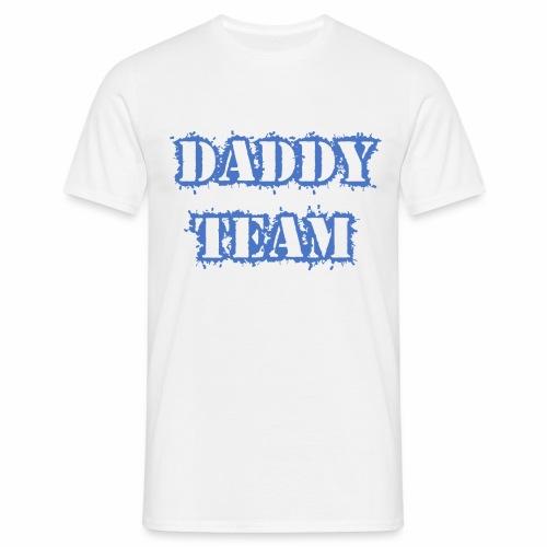Daddy team - Mannen T-shirt
