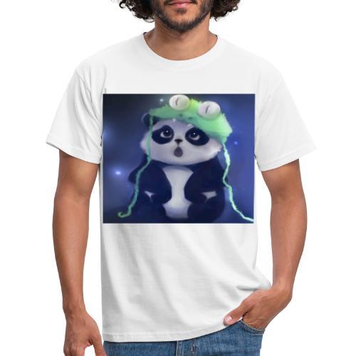 BnjiixLand Logo - T-shirt Homme