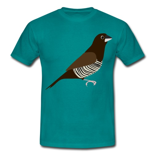 cg600e vectorized - Mannen T-shirt