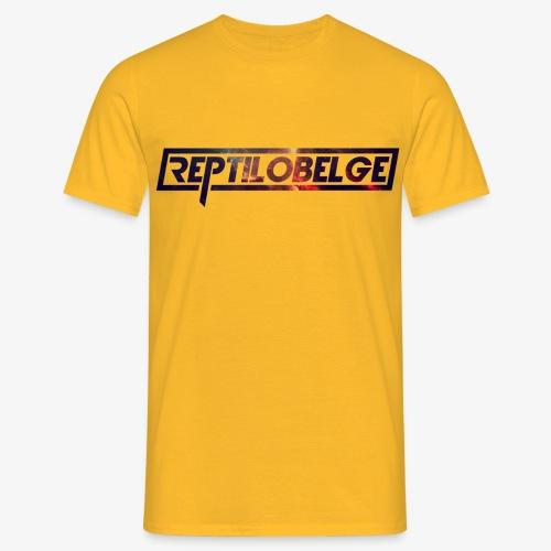 M1.2 Reptilobelge - T-shirt Homme
