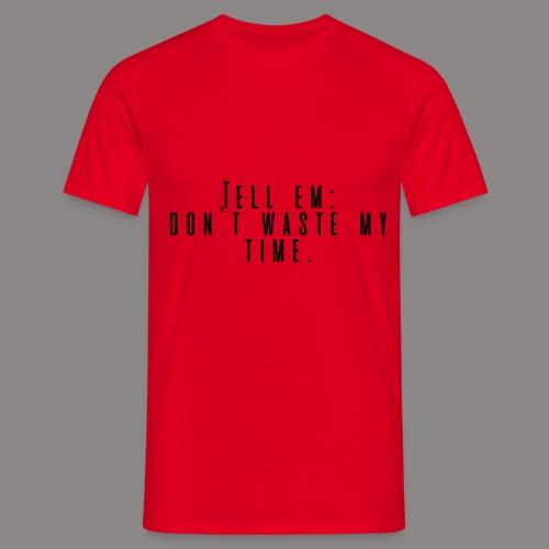tellem - Männer T-Shirt