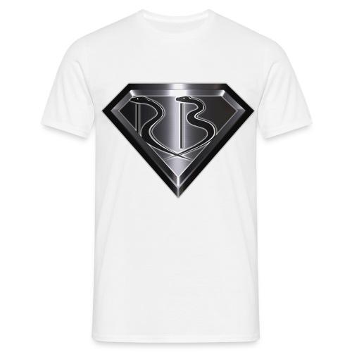 reticballs metallic transparent - Männer T-Shirt