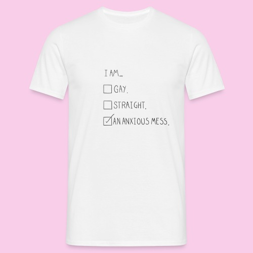 I Am... Sexuality - Men's T-Shirt