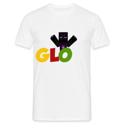 Minecraft - Glow - Männer T-Shirt