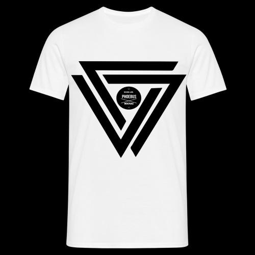 07logo complet black - T-shirt Homme