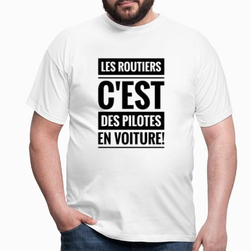 Les Routiers - T-shirt Homme