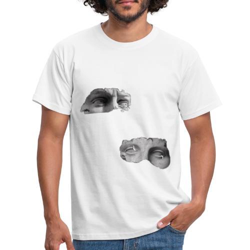 Augen - Männer T-Shirt