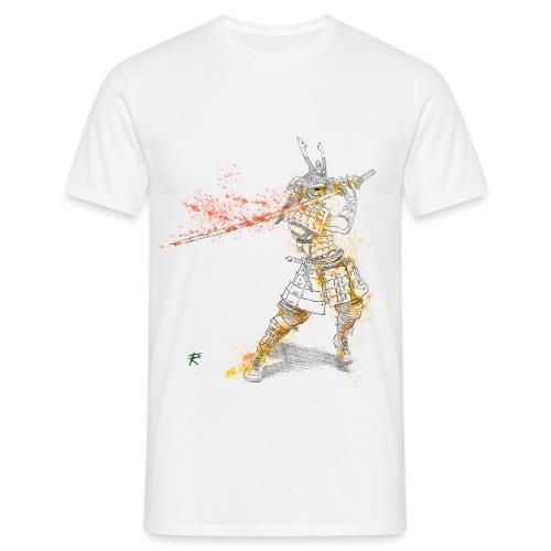 Samurai color - Maglietta da uomo