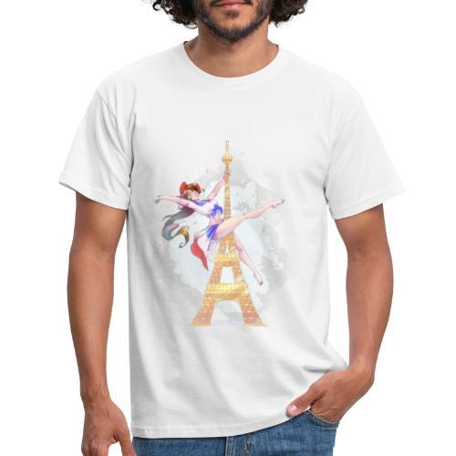 Pole Dance Marianne - T-shirt Homme
