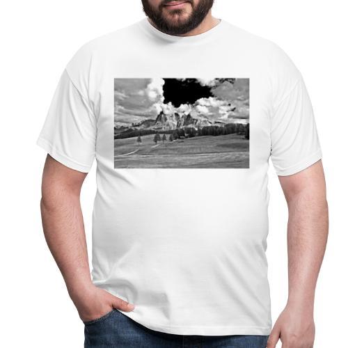 Seiser Alm - Männer T-Shirt