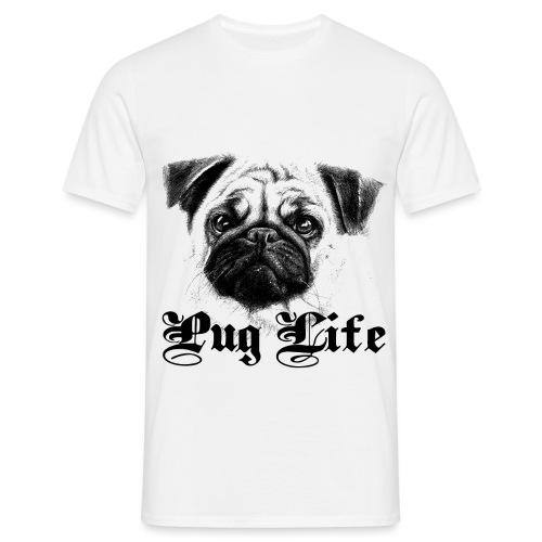 PUG LIFE - T-shirt Homme