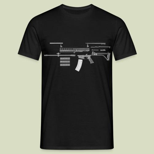Robinson Armament XCR - Miesten t-paita