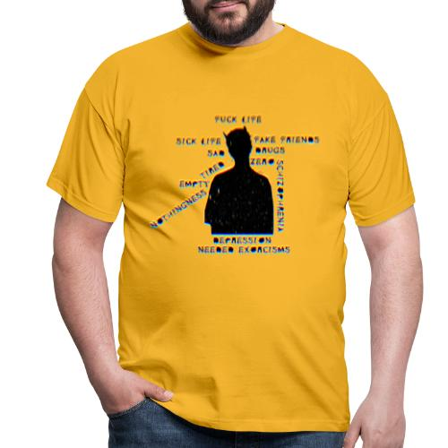 Sick Life (black) - T-shirt Homme