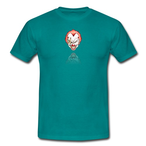 clown-png - Mannen T-shirt