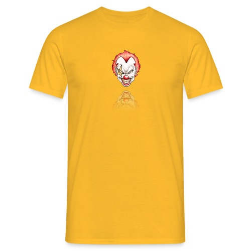 clown-png - Mannen T-shirt