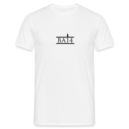 BA14 White - Men's T-Shirt