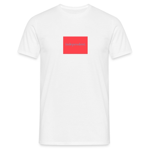 Independent. - Herre-T-shirt