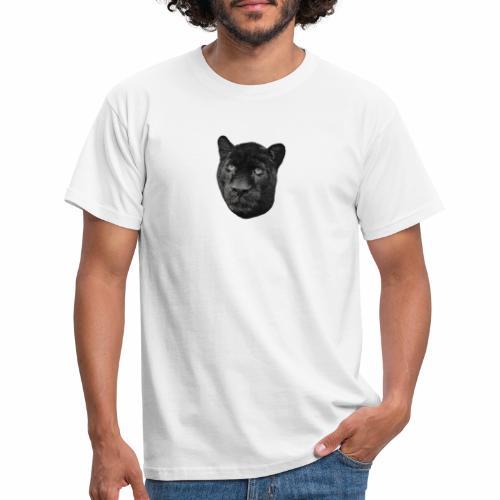 Schwarzer Panther - Männer T-Shirt