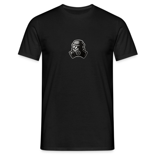 Tshirt Noir et Blanc - T-shirt Homme