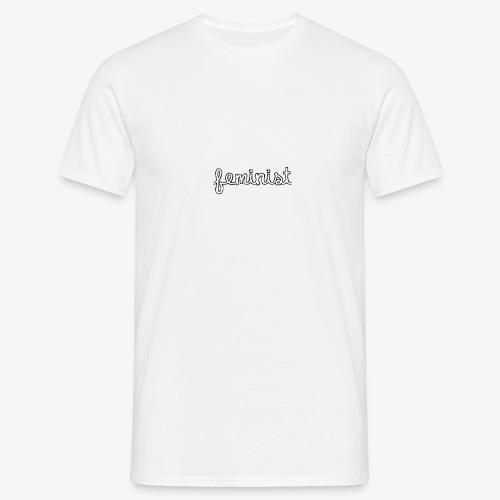 Feminist - T-shirt Homme