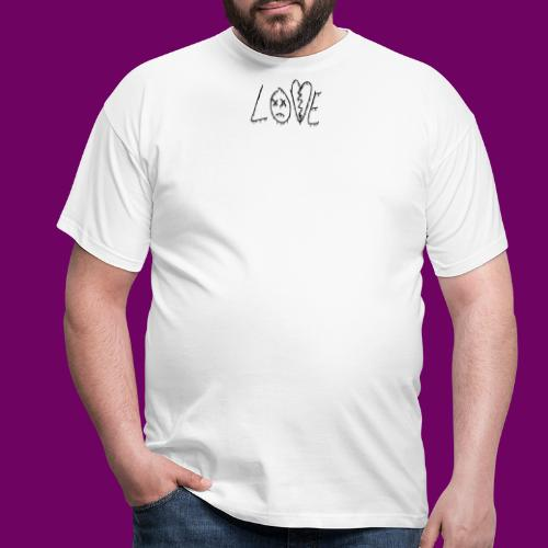 Fuck Love - Maglietta da uomo
