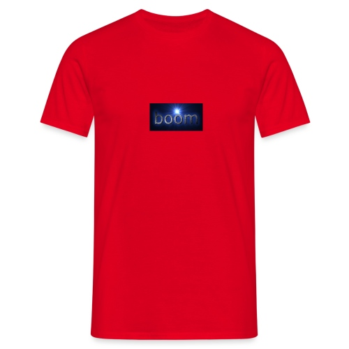 BOOOM - Koszulka męska