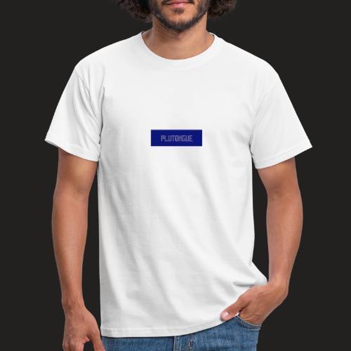 Plutongue Basic - Männer T-Shirt